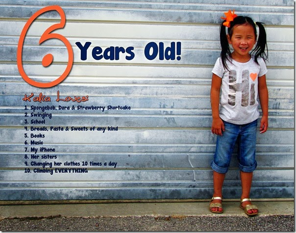 6 years old
