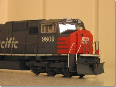 IMG_0727 Athearn Genesis SD70M Southern Pacific #9809