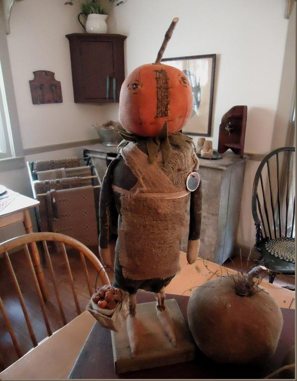 Pumpkin gal 1