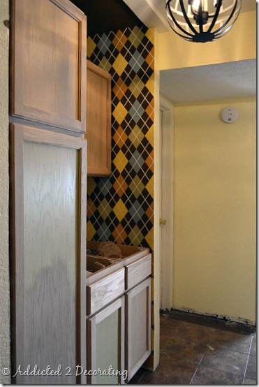 utility closet with cabinets 2