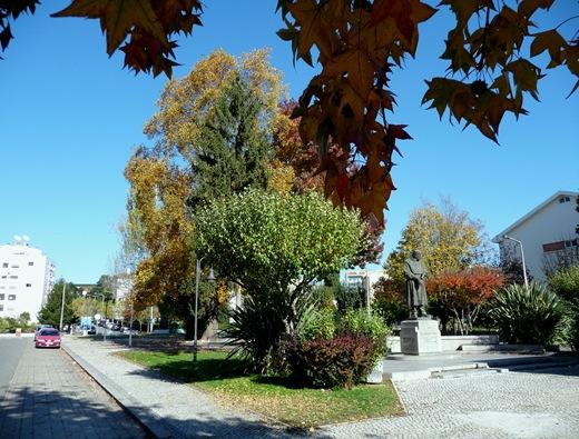 Gloria Ishizaka - Outono -  agueda - praça antonio breda