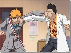 Bleach1 Ichigo vs Isshin