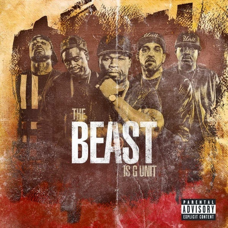DE AFARĂ: G-Unit - The Beast Is G Unit (EP) (2015)