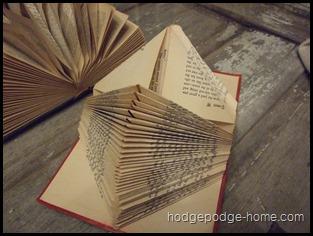 book fold 2