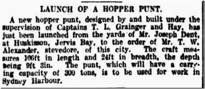 The Sydney Morning Herald (NSW : 1842 - 1954), Wednesday 24 June 1908, page 10