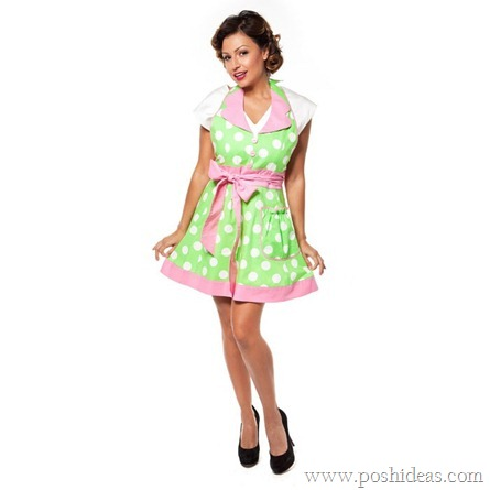 240a-cute-kitchen-apron-lime-and-pink