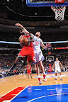 lebron james nba 130223 mia at phi 05 LeBron Debuts Prism Xs As Miami Heat Win 13th Straight