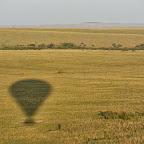 Massai Mara von oben © Foto: S.Schlesinger | Outback Africa Erlebnisreisen