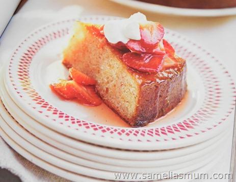 Hazelnut Torta with Frangelico Orange cake