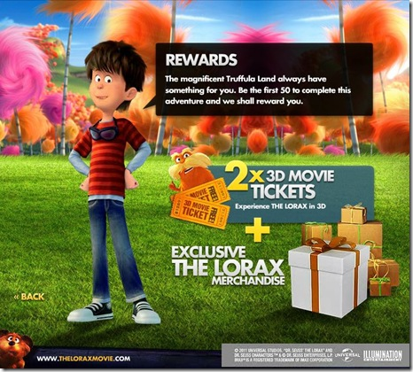 The Lorax Price