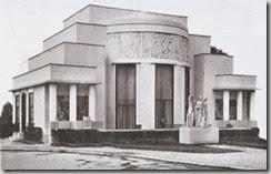 L'Hôtel du Collectionneur était le projet le plus ambitieux et sera le plus fameux de l'exposition de 1925