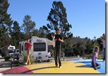 Koa Santa Cruz jumping pillow 1