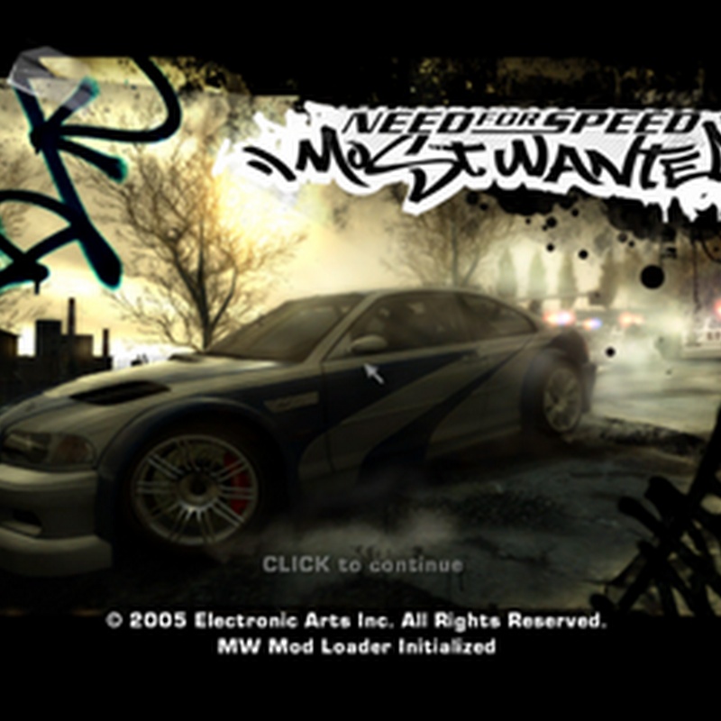 Need For Speed Most Wanted MOD Loader With New Cars Full Rip Full Version Free Download: