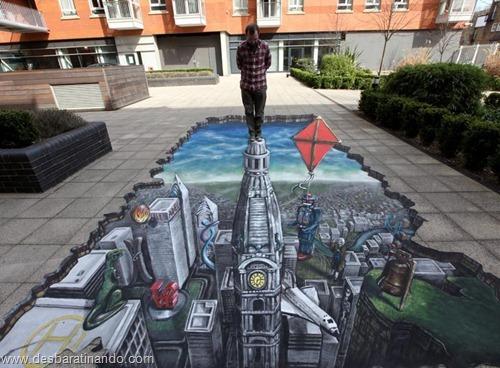 arte 3d de rua perspectiva desbaratinando  (44)