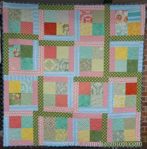 Beck's Quilt