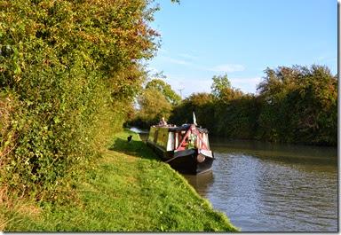 lovely sunny mooring