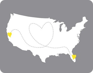 us love map