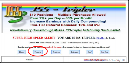 How to/Guide to funding your JSS-TRIPLER Account – justbeenpaid - JSS-TRIPLER ACCOUNT