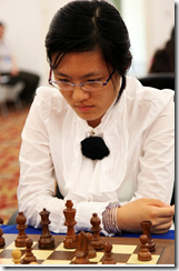 Hou Yifan, China