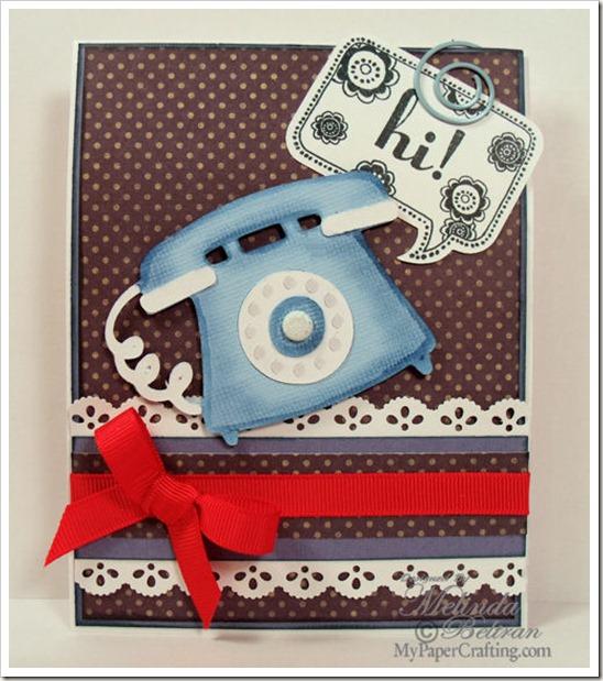 Hi Telephone card-500