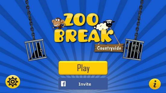 لعبة الهروب من حديقة الحيوان Zoo Break للأندرويد