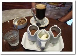 Soveteria Victoria - café com sorvete