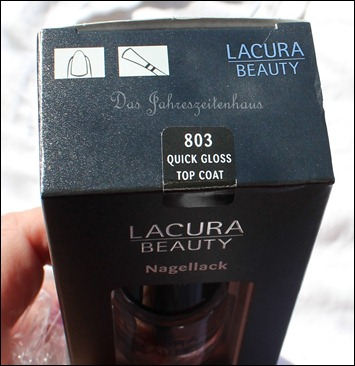 Lacura Beauty Topcoat Dupe Essence Better than gel nails BTGN 2
