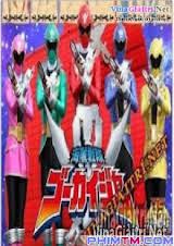 5 Anh Em Siêu Nhân Kaizoku Sentai Gokaiger