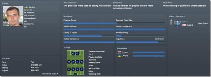 QPR manager
