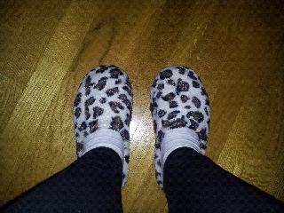 fryser om fötterna hela tiden