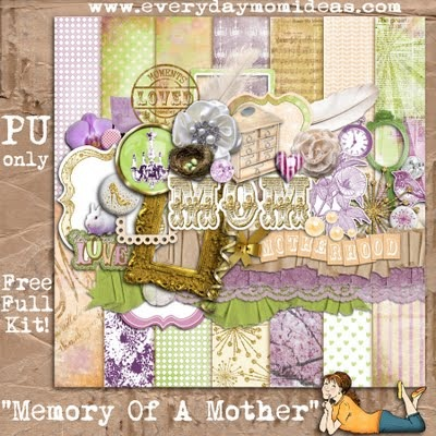 Free Digiscrap Kit