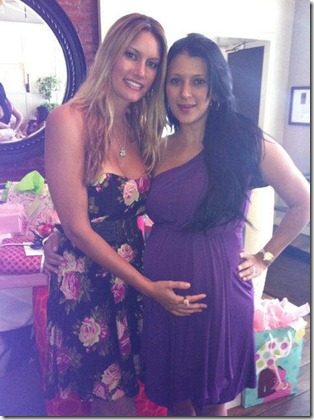 Talinda Bennington embarazada