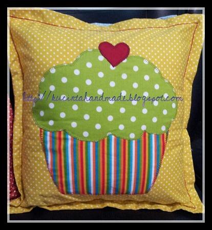 Cupcake Lisa Kuning