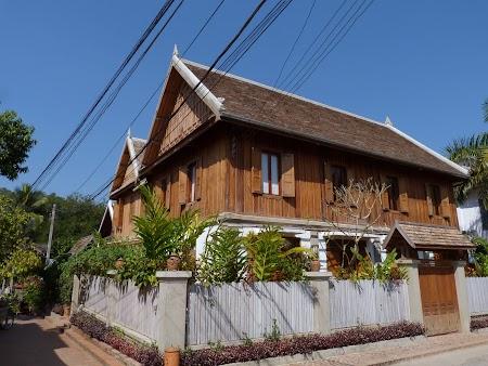 Casa din Luang Prabang