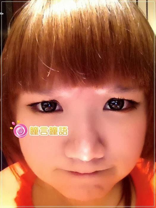 韓國GEO隱形眼鏡-Bella貝拉灰14