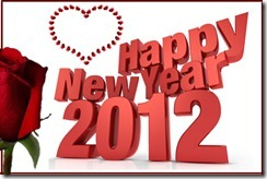happy new year2012