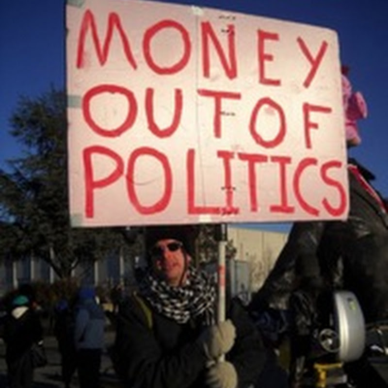 How Do We Get Money Out of Politics?