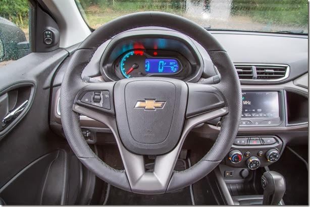 Chevrolet Prisma LTZ AT6 2014 (30)