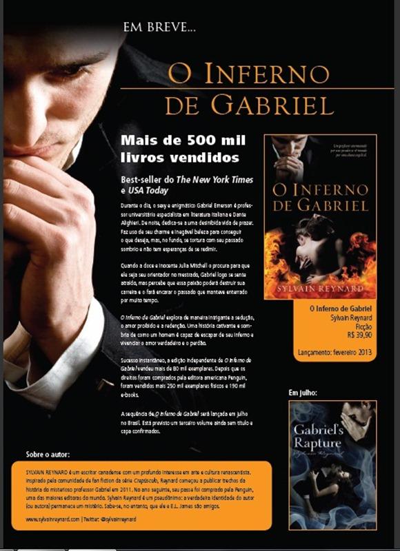 O INFERNO DE GABRIEL 1