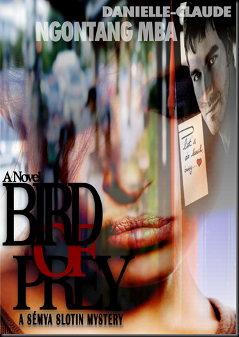 Book Cover - Bird Of Prey