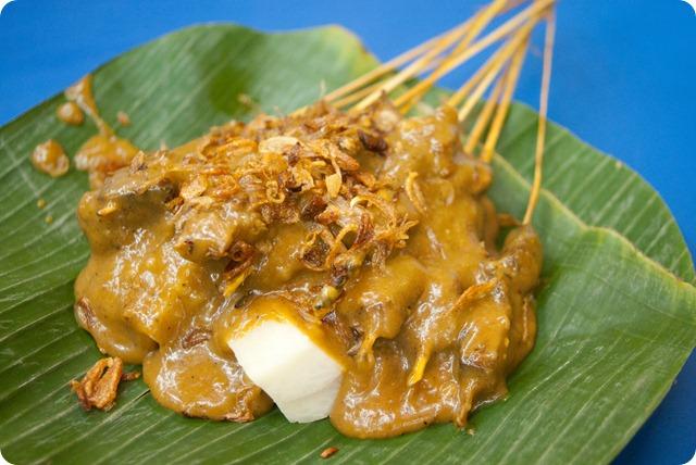 Sate Padang Ajo Manih   the atmojo
