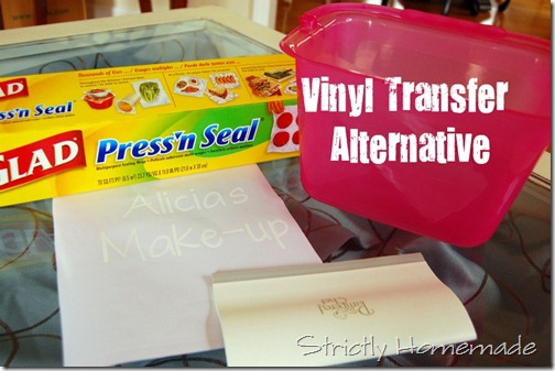 Vinyl Transfer Picture