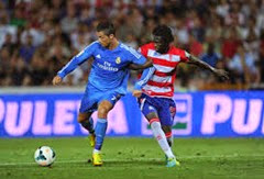 Granada vs Real Madrid en vivo