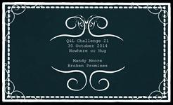 Q&L Chall 21 bk Oct 2014