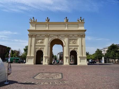 Poarta Brandenburg - Potsdam