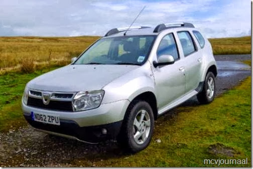 Dacia Duster GB 22