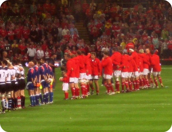 Wales team