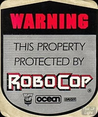 robocop sticker