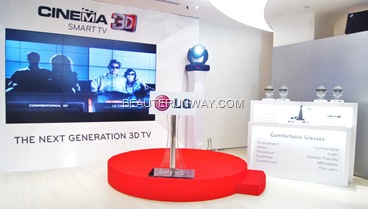 LG Marina Bay Sands Smart Tv 3D Cinema