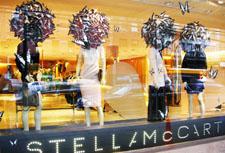 Imagen Vitrinas y tiendas en 5ta Avenida y el Meatpacking District